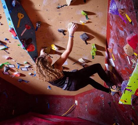 Indoor Memberships: petracliffs.com/climbing